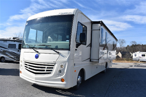 Cab : 2019-HOLIDAY RAMBLER-34J