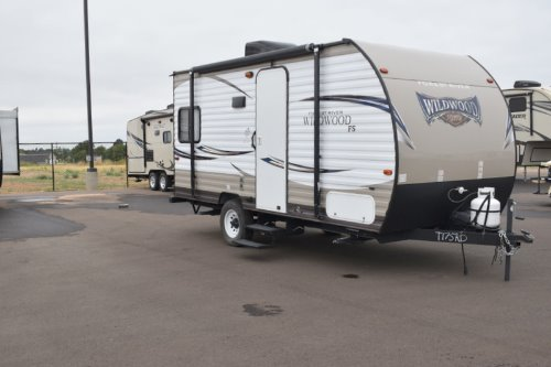 Bathroom : 2018-FOREST RIVER-171RBXL