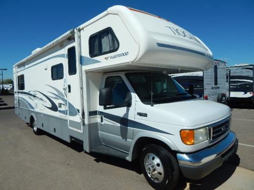 Used 2005 Fleetwood Tioga 31W Class C For Sale