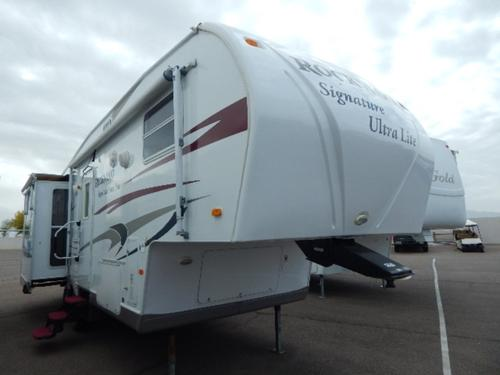 2010 Rockwood Rv SIGNATURE ULTRA LITE