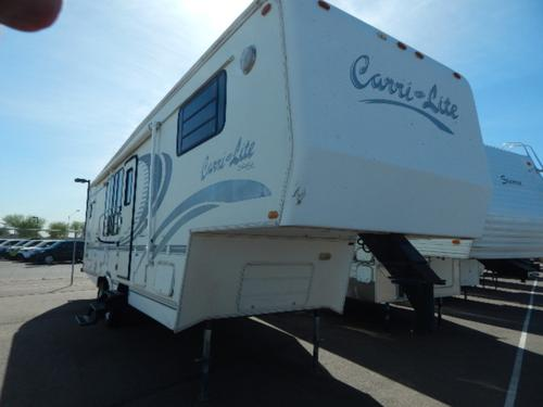 Used 1999 Carri-Lite Carriage 531RK Fifth Wheel For Sale