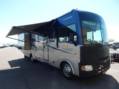 Used 2007 Fleetwood Bounder 33R Class A - Gas For Sale