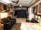 Living Room : 2018-CRUISER RV-ST2916
