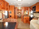 Living Room : 2006-COACHMEN-316KS