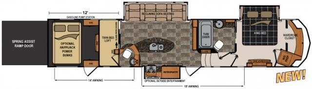 Buy a New Dutchmen VOLTAGE in Avondale, AZ.