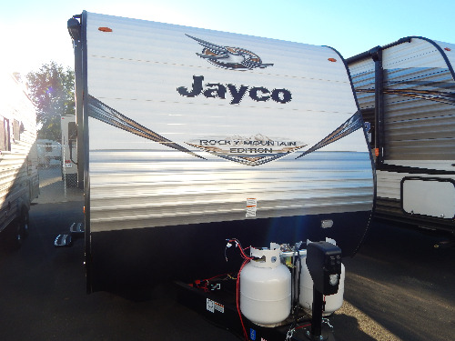 Bedroom : 2019-JAYCO-232RBW
