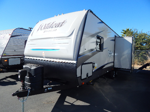 RV : 2019-FOREST RIVER-245RGX