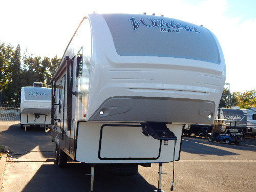 RV : 2019-FOREST RIVER-262RGX