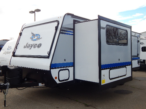 Hybrid Expandable RVs For Sale - Camping World Hkr