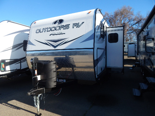 Kitchen : 2019-OUTDOORS RV-18RBS