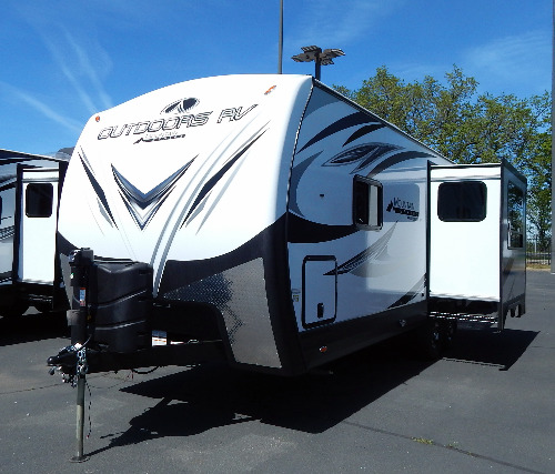 Exterior : 2019-OUTDOORS RV-24RKS