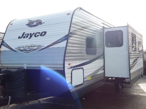 Bathroom : 2019-JAYCO-267BHSW