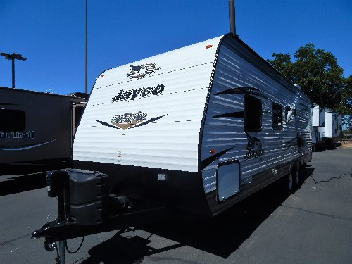 Bathroom : 2018-JAYCO-264BHW