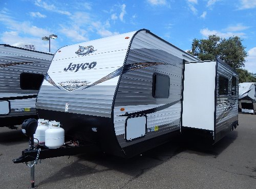 Bedroom : 2020-JAYCO-287BHSW