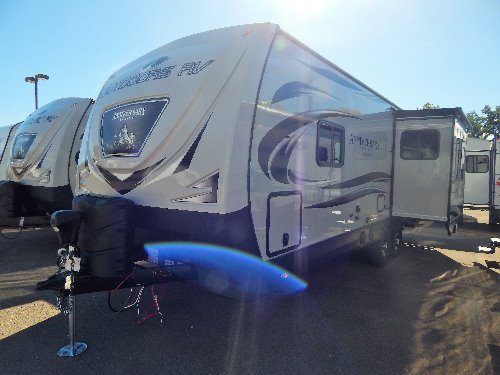Bedroom : 2020-OUTDOORS RV-24RLS