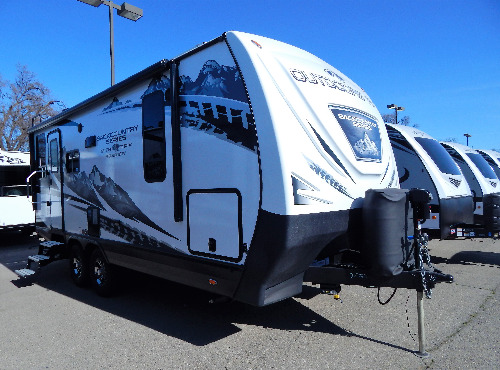 Exterior : 2020-OUTDOORS RV-20BD