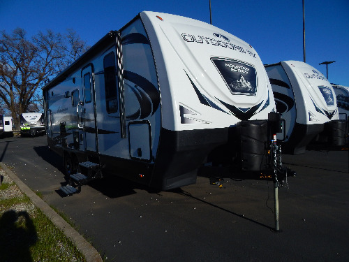 Exterior : 2020-OUTDOORS RV-23DBS