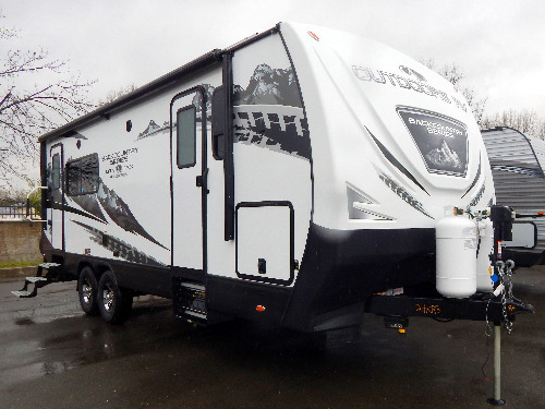 Exterior : 2020-OUTDOORS RV-24KRS
