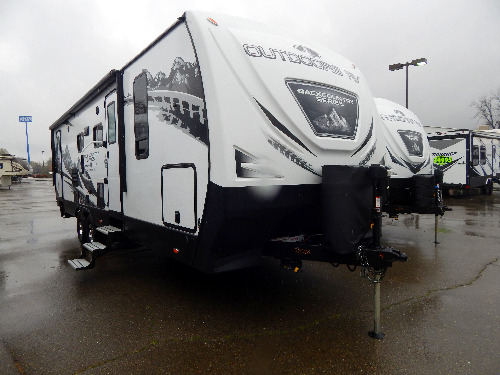 Exterior : 2020-OUTDOORS RV-28DBS