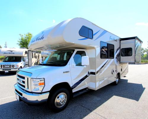 New Or Used Mini Motorhomes For Sale Camping World Rv Sales