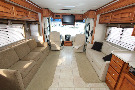 Living Room : 2007-HOLIDAY RAMBLER-40DFT