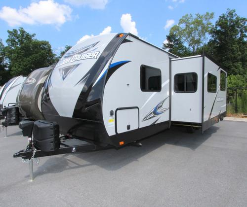 Cruiser Rv Shadow Cruiser 280qbs Rvs For Sale Camping