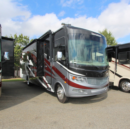 Exterior : 2019-FOREST RIVER-377TS
