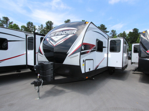 Exterior : 2020-CRUISER RV-26DS