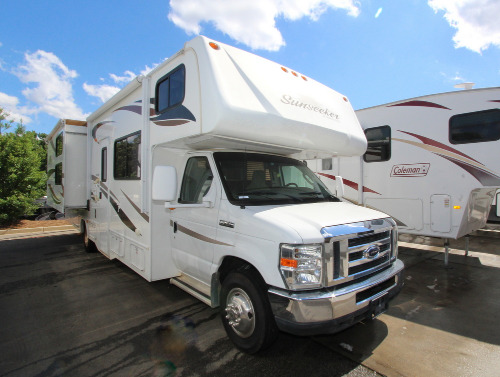 Exterior : 2012-FOREST RIVER-3170DS
