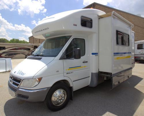 Winnebago View Rvs For Sale Camping World Rv Sales