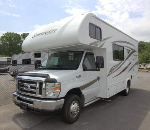RV : 2017-FOREST RIVER-2300