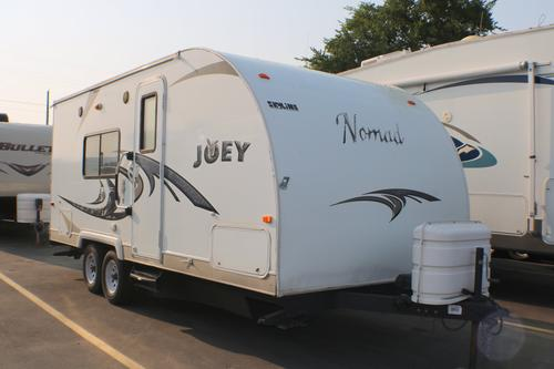 Value Of A  Nomad Travel Trailer