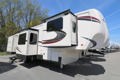 Exterior : 2019-FOREST RIVER-37FLK