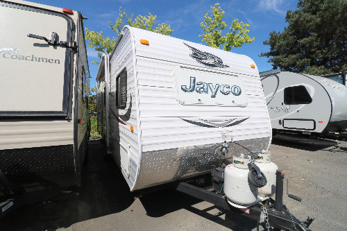 Exterior : 2015-JAYCO-185RB