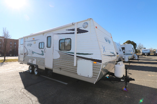 Exterior : 2010-OUTDOORS RV-26BKS