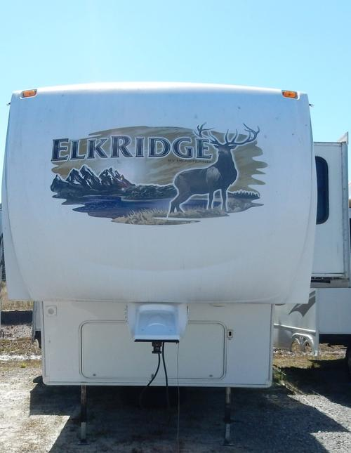2010 Heartland ELK RIDGE