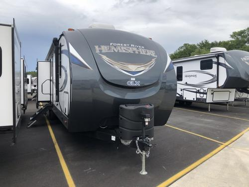 Exterior : 2019-FOREST RIVER-300BH