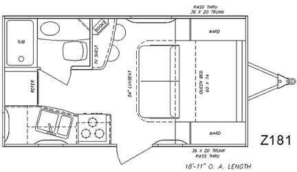 Floor Plan : 2004-KEYSTONE-181