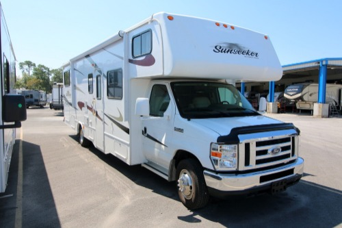 Cab : 2011-FOREST RIVER-3120DS