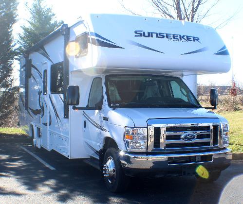 RV : 2019-FOREST RIVER-3040DSF