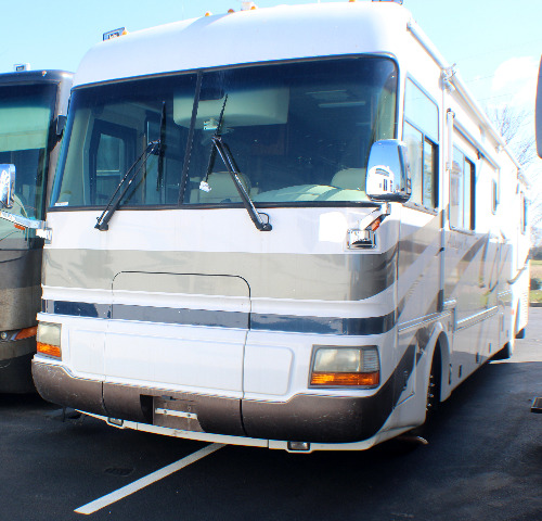 RV : 2003-TIFFIN-40GP BUS