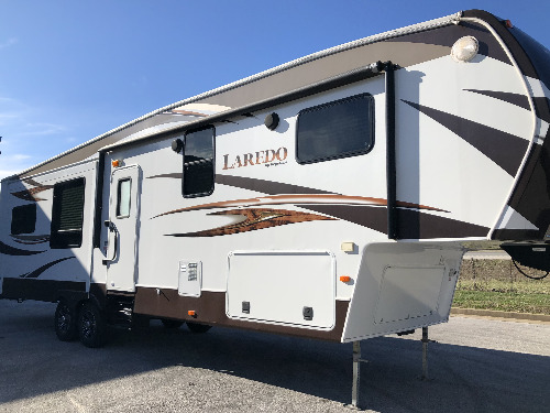RV : 2014-KEYSTONE-329RE