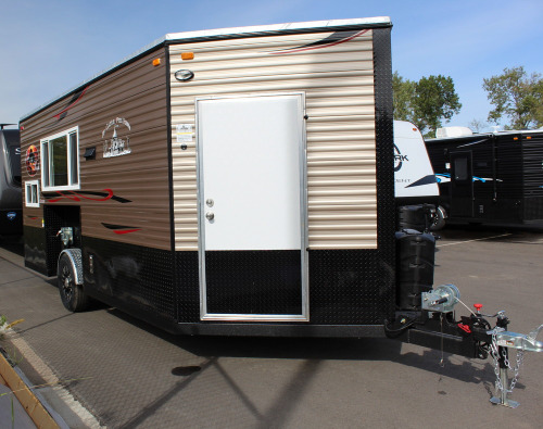 Exterior : 2020-AMERICAN SURPLUS-8X17V LAKE OF THE WOODS HYBRID