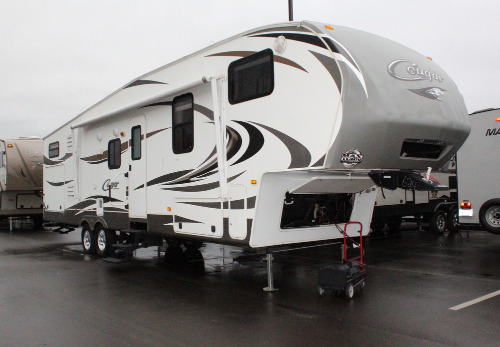 Bedroom : 2012-KEYSTONE-330RBK