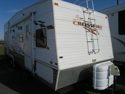 2007 Crossroads Zinger