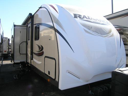 2016 Cruiser RVs RADIANCE