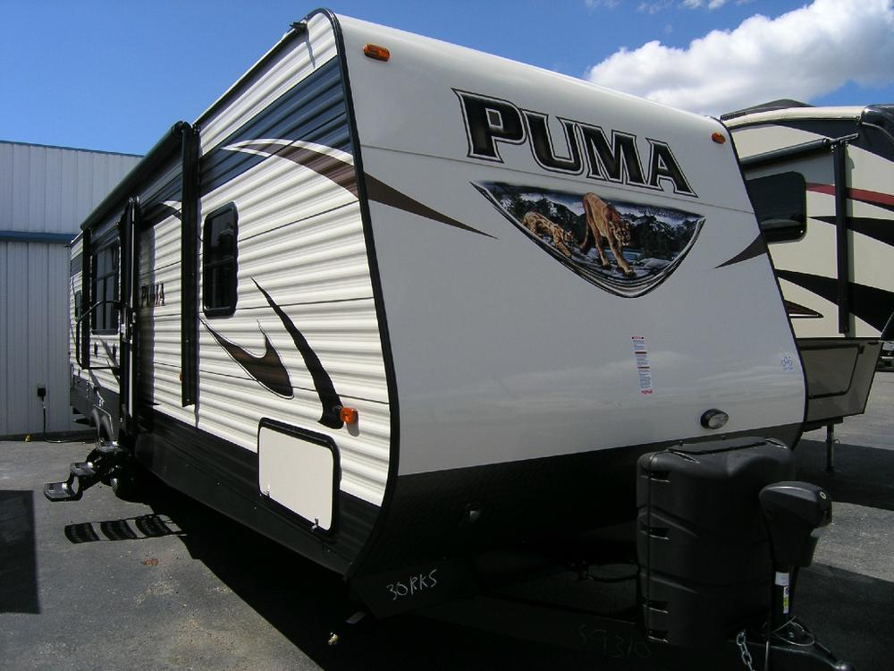 New 2016 Forest River Puma 30rkss Travel Trailer For Sale ...