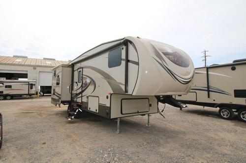Used 2015 K-Z Durango 2857 Fifth Wheel For Sale