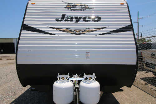 Exterior : 2020-JAYCO-232RB