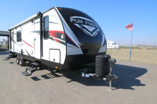 Bedroom : 2017-CRUISER RV-27IK
